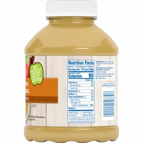 Kroger® Cinnamon Applesauce Perspective: right
