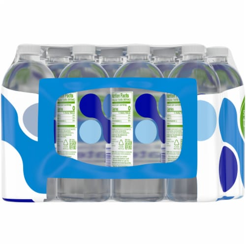Simple Truth™ Vapor Distilled Water with Electrolytes Perspective: right