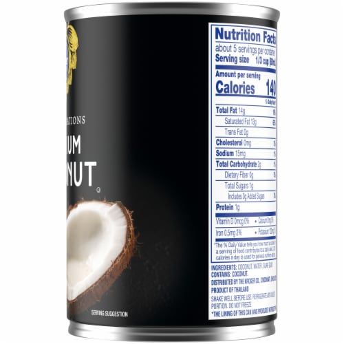 Kroger® Premium Coconut Milk Perspective: right