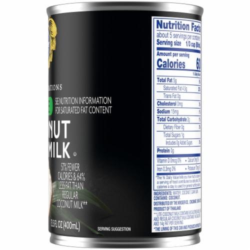 Kroger® Lite Coconut Milk Perspective: right