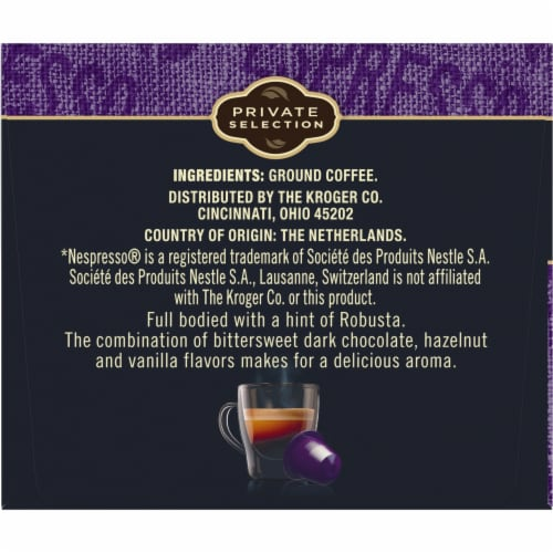 Private Selection™ Espresso Forte Capsules Perspective: right