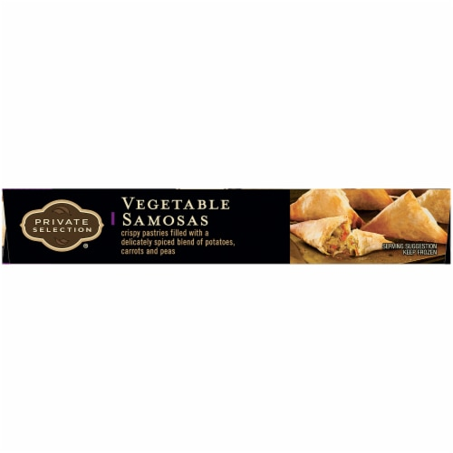 Private Selection® Vegetable Samosas Perspective: right
