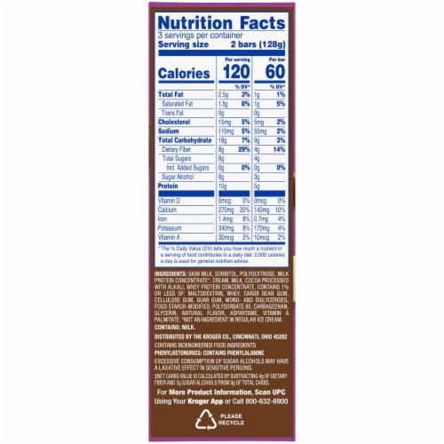 Kroger® Low Fat Fudge Bars Perspective: right