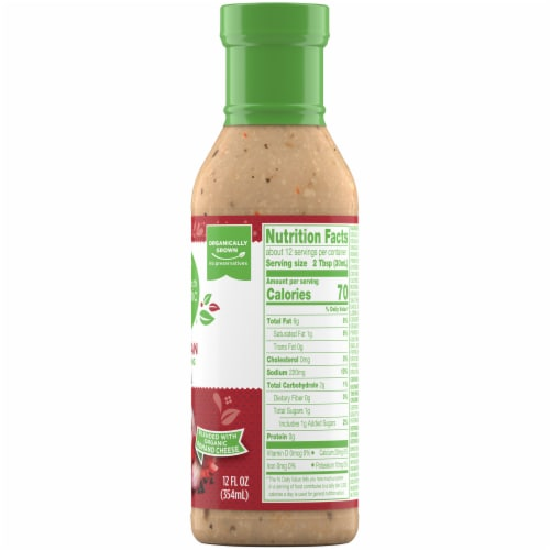 Simple Truth Organic® Italian Dressing Perspective: right