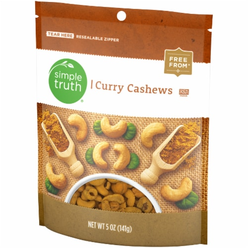 Simple Truth® Curry Cashews Perspective: right