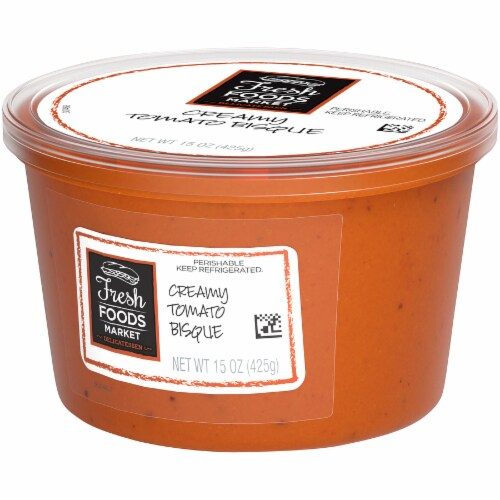 Fresh Foods Market Creamy Tomato Bisque Perspective: right