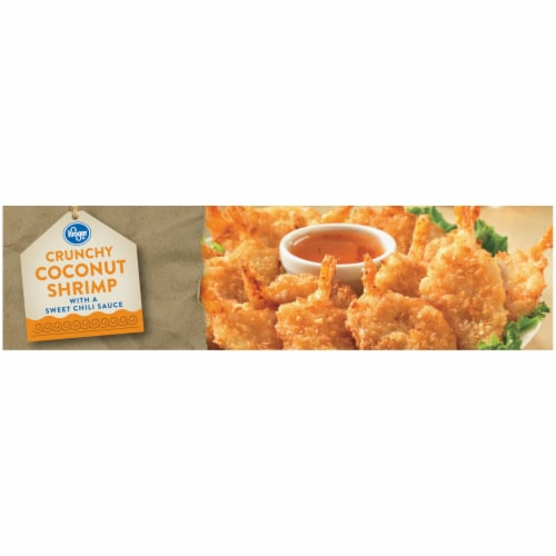 Kroger® Crunchy Coconut Shrimp with Sweet Chili Sauce Perspective: right