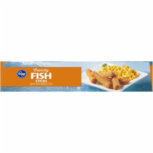 Kroger® Crunchy Fish Sticks Perspective: right