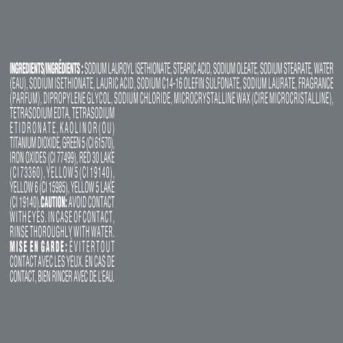 Dove Men + Care Deep Clean Body + Face Bar Soap Perspective: right