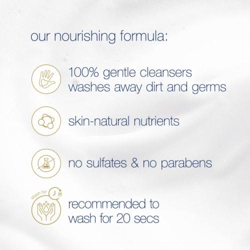 Dove Warm Vanilla and Sugar Cane Hand Wash Perspective: right
