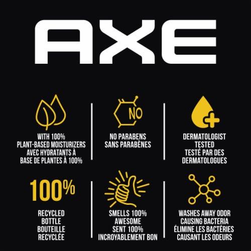 AXE Men Sports Blast Energizing Citrus Body Wash Perspective: right