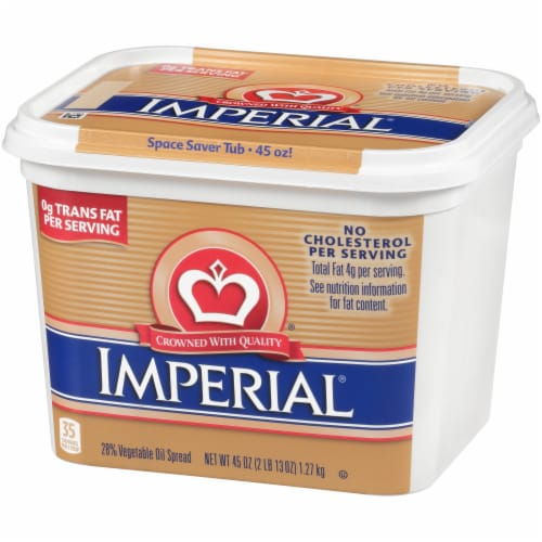 Imperial® 28% Vegetable Oil Spread Perspective: right