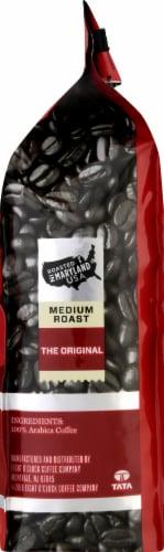 Eight O'Clock Original Medium Roast Whole Bean Coffee Perspective: right