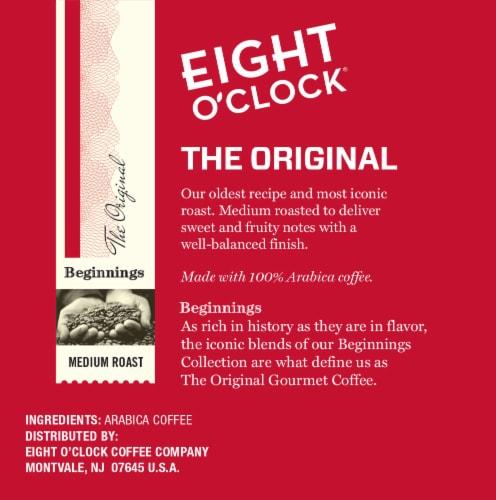 Eight O'Clock The Original Medium Roast Coffee K-Cup Pods Perspective: right
