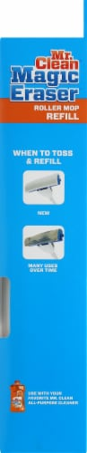 Mr. Clean Magic Eraser Roller Mop Refill Perspective: right