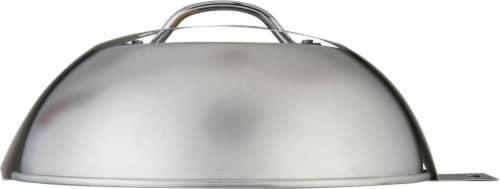 Nordic Ware High Dome Grill Lid - Silver Perspective: right