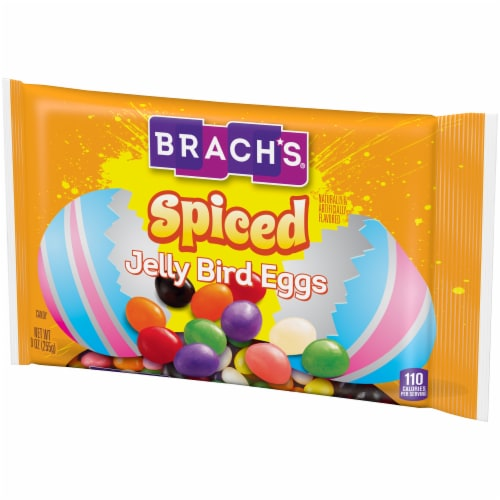 Brach's Spiced Jelly Bird Eggs Perspective: right
