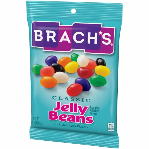 Brach's Jelly Beans Perspective: right