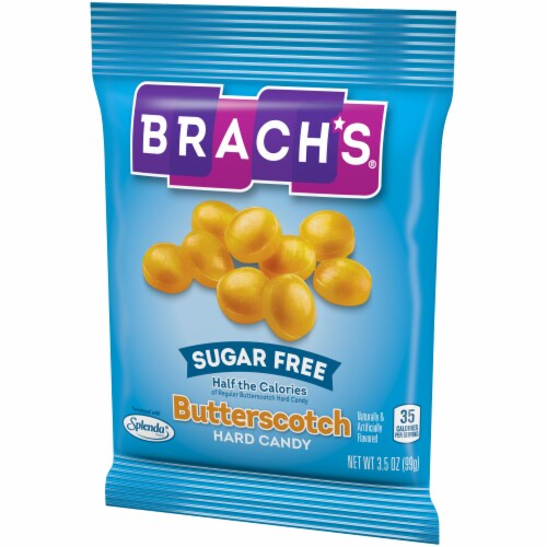 Brach's® Sugar Free Butterscotch Hard Candy Perspective: right