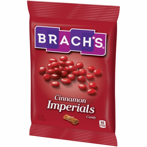 Brach's Cinnamon Imperials Candy Perspective: right