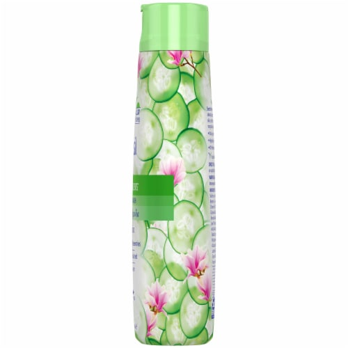 Vagisil Scentsitive Scents Cucumber Magnolia Daily Intimate Wash Perspective: right