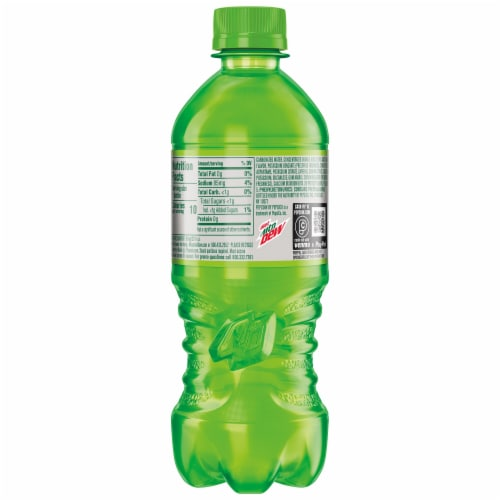 Diet Mountain Dew Soda Perspective: right