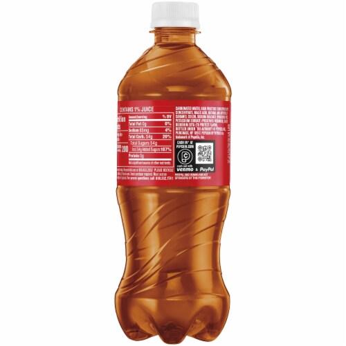 Pepsi Manzanita Sol Apple Flavored Soda Perspective: right
