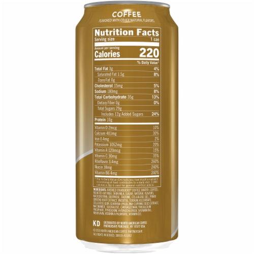 Starbucks DoubleShot Energy Coffee Beverage Perspective: right