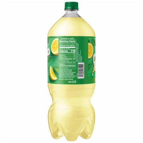 Dole Lemonade Drink Beverage Bottle Perspective: right