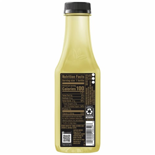Pure Leaf® Real Brewed Green Tea Perspective: right
