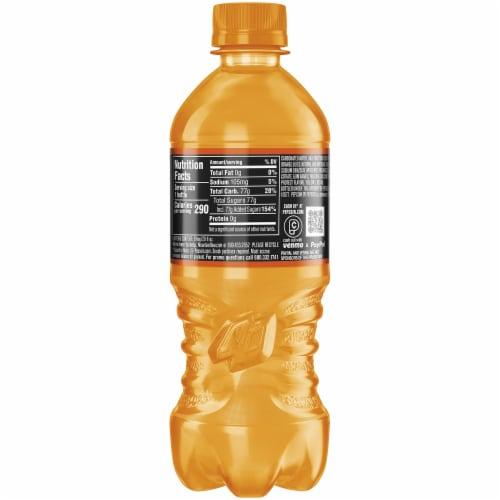 Mountain Dew Live Wire Orange Flavored Soda Perspective: right