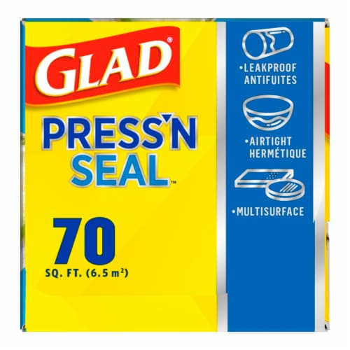 Glad Press'n Seal Wrap Perspective: right