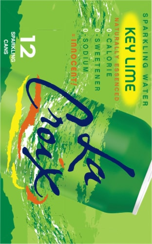 LaCroix Key Lime Sparkling Water Perspective: right