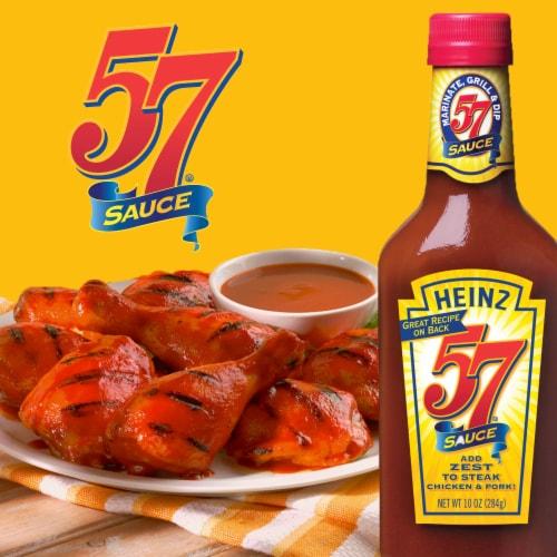 Heinz 57 Sauce Perspective: right