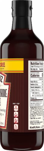 Heinz Worcestershire Sauce Perspective: right