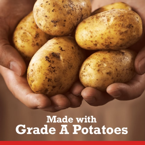 Ore-Ida Shredded Hash Brown Potatoes Perspective: right