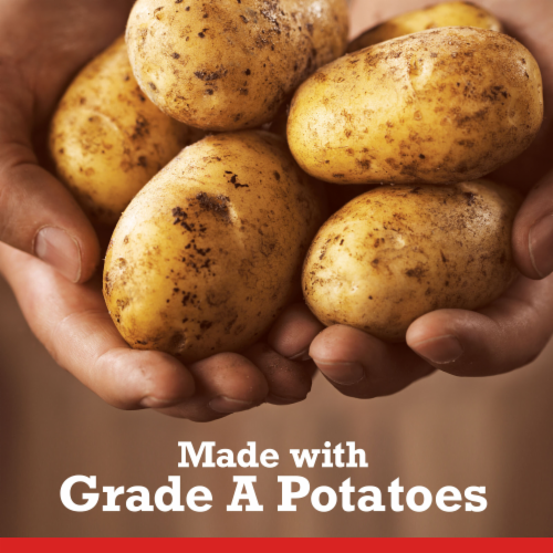 Ore-Ida Extra Crispy Crinkles French Fried Potatoes Perspective: right