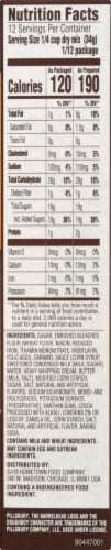 Pillsbury Caramel Swirl Brownie Mix Perspective: right