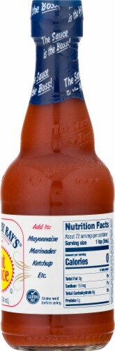 Sweet Baby Ray's Gourmet Hot Sauce Perspective: right