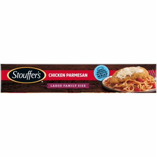 Stouffer's Large Family Size Chicken Parmesan Frozen Meal Perspective: right