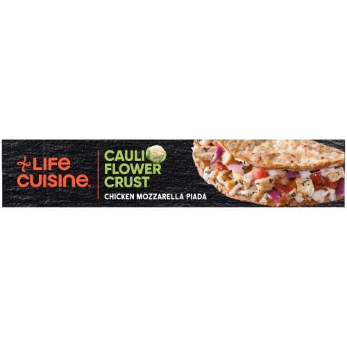 Life Cuisine™ Cauliflower Crust Chicken Mozzarella Piada Frozen Meal Perspective: right