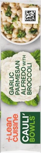 Lean Cuisine® Cauli'Bowls™ Garlic Parmesan Alfredo with Broccoli Cauliflower Pasta Frozen Meal Perspective: right