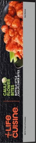 Life Cuisine Buffalo Style Cauliflower Bites Perspective: right
