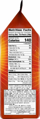 Goldfish Limited Edition Frank's RedHot Baked Snack Crackers Perspective: right