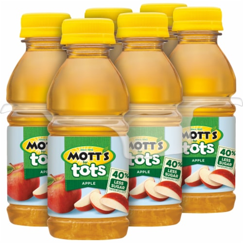 Mott's for Tots Apple Juice Perspective: right