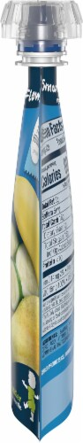 Gerber Banana Pear Zucchini Toddler Baby Food Pouch Perspective: right