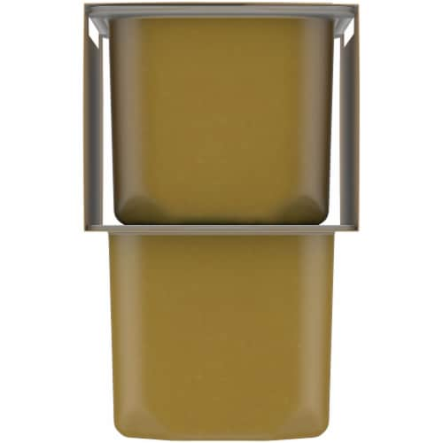 Gerber 2nd Foods Green Beans Baby Food 2 Count Perspective: right