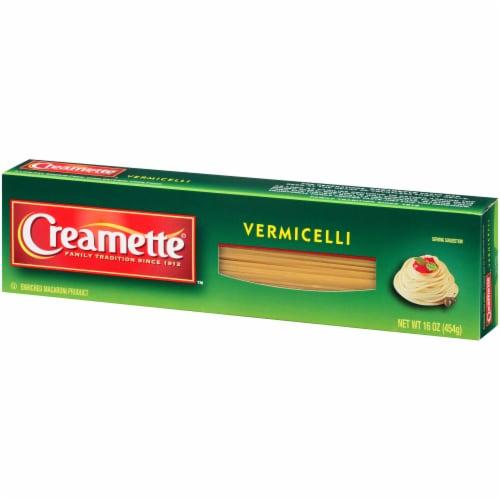 Creamette Vermicelli Pasta Perspective: right