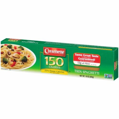 Creamette 150 Calorie Thin Spaghetti Perspective: right