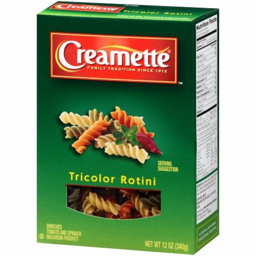 Creamette Tricolor Rotini Pasta Perspective: right